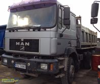 Used 1997 MAN 26.403