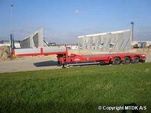 NEDBYGGET low bed semi-trailer