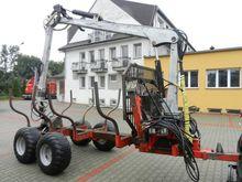 2012 WEIMER WE-6700 Przyczepa l