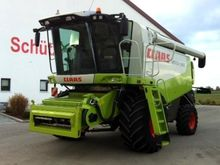 2007 CLAAS Lexion 580, Laser, V