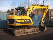 2010 JCB JS 130 LC tracked exca