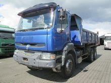 2000 RENAULT Kerax 340 dump tru