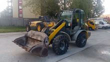 2011 KRAMER 750 wheel loader