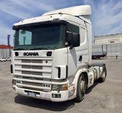 1999 SCANIA 144 L 460 tractor u