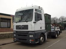 2002 MAN 26.460 chassis truck