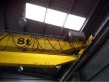 Puente grúa 8tn gantry crane