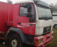 1997 MAN 15.224, trucks chassis