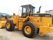 2014 XGMA XG 958H wheel loader