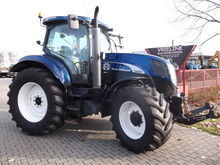 2011 HOLLAND T6030 RC Blue Powe