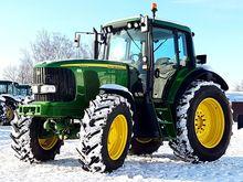2003 JOHN DEERE 6920S wheel tra