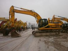 2009 JCB JS 330 LC tracked exca