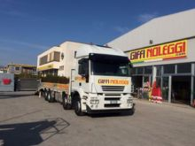 IVECO Stralis 430 flatbed truck