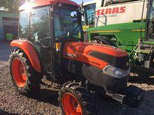 2017 KUBOTA L5040 wheel tractor
