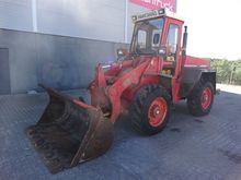 1994 HANOMAG 22 D wheel loader