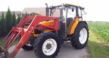 2000 RENAULT CERES 330 wheel tr
