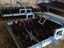 Used Field roller in