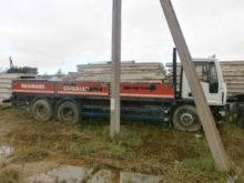 2005 IVECO flatbed truck