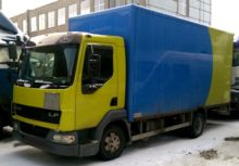 2005 DAF LF 45.150 closed box t