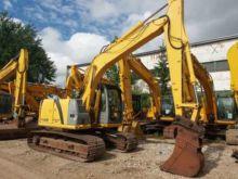2008 HOLLAND E145, excavator tr