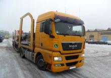 2008 MAN TGX 18.400 tractor uni