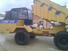 2006 CARMIX D 6 articulated dum