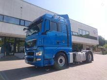 2011 MAN TGX 18.440 BLS German