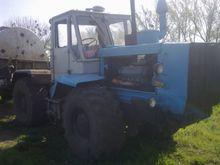 1993 HTZ T-150 wheel tractor