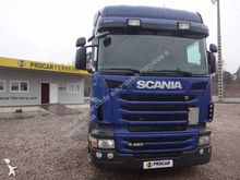 2011 SCANIA 420 chassis truck