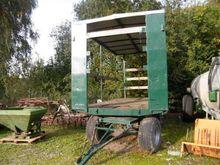 Plattformwagen für G flatbed tr