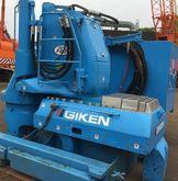 Used 2016 Giken F201