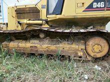 2011 CATERPILLAR D4G bulldozer