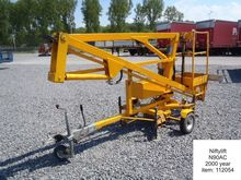 2000 NIFTYLIFT N90 articulated