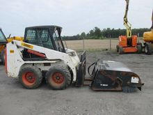 2007 BOBCAT S 130 skid steer