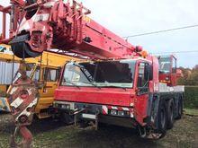 1998 FAUN ATF 50-3 mobile crane