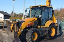2006 TEREX 880SX backhoe loader