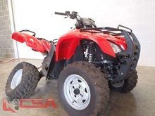 HONDA TRX mini tractor
