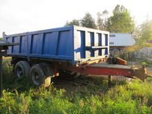 1995 KEMPF steel box tipper+ sc