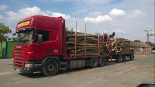 2008 SCANIA R500 6x2 timber tru