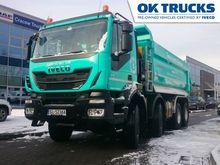 2016 IVECO Trakker AD410T41 (Eu