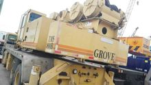 Used GROVE TMS800B m