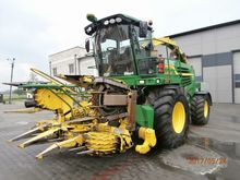 2013 JOHN DEERE 7280i forage ha