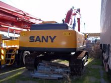 2012 SANY SY310C2 tracked excav