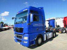 2012 MAN TGX 18.440 tractor uni