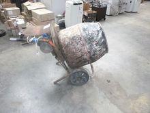 Concrete mixer by auction