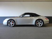2006 Porsche 911 997 cabrio 4S