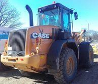 2006 CASE 521 D wheel loader