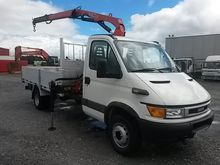 2004 IVECO DAILY 65C15 flatbed