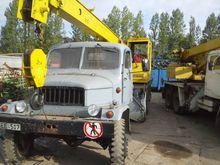 1989 KITA- PRAGA, crane mobile