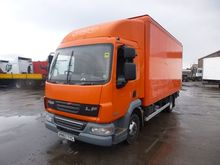 DAF TRUCKS LF45.160 closed box