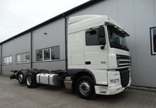2012 DAF XF105.460 chassis truc